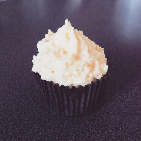 Organic Coconut Cupcakes